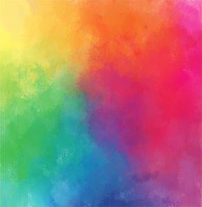 Multicolor Watercolors