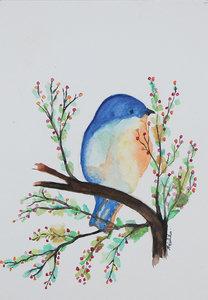 Chirpy Bird
