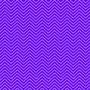 ZigZag Lines On Purple