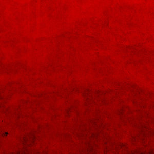 Blood Red Texture Print