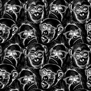Chimpanzee Moods Negative