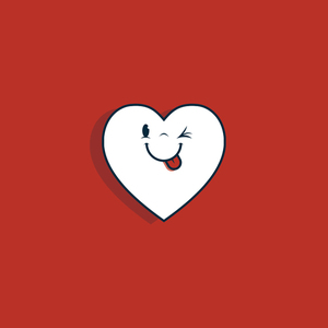 Winking Heart