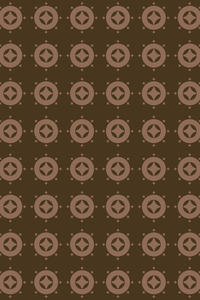 Brown Tile Seamless Pattern