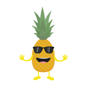 Pineapple Cool Sunglasses