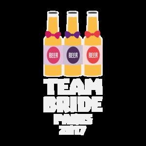 Team Bride Paris 2017