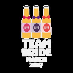 Team Bride March 2017