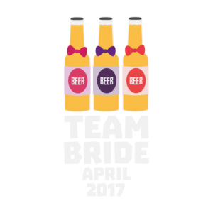 Team Bride April 2017