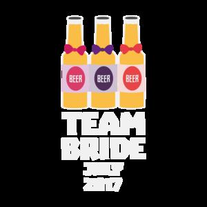 Team Bride July 2017
