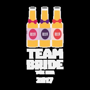 Team Bride The Usa 2017