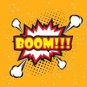 Boom Yellow