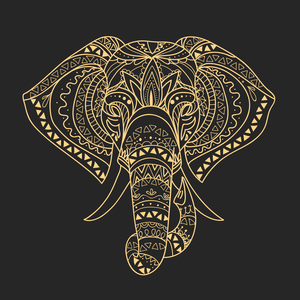 Elephant In Ethnic