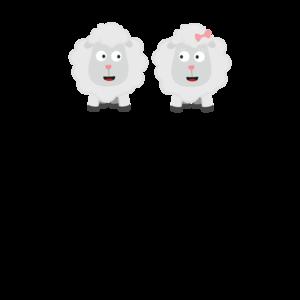 Sheeps Best Friends Heart