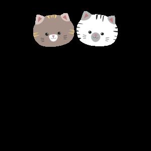 Cats Best Friends Heart