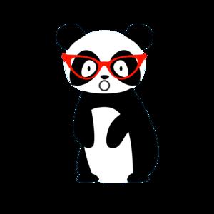 Shocked Panda