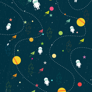 Planets Astronauts In Space
