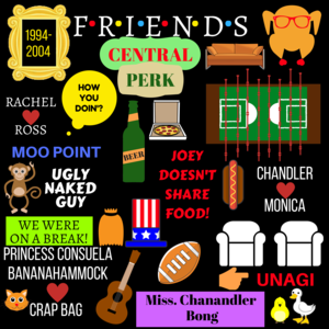 Friends TV Show 2