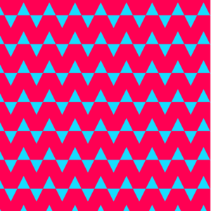Up Down Triangles Pattern