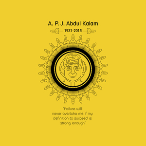A P J Abdul Kalam Quote On Yellow