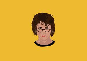Harry Potter Pastel