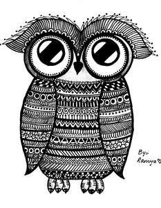 Voot Voot Owl