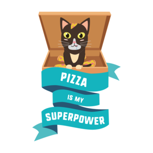 Pizza Is My Superpower