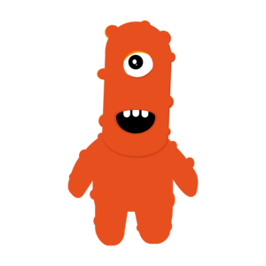 Orange Monster 2