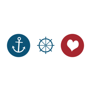 Anchor Wheel Heart