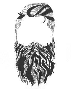 Beard Man 2