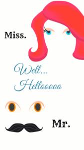 Miss And Mr Hellooo