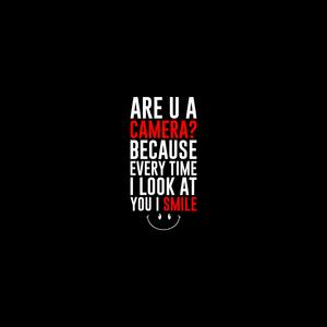 Are You A Camera