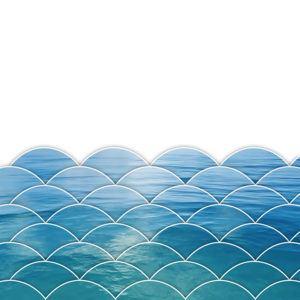 Ocean Waves Pattern