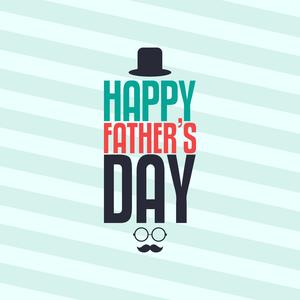 Happy Father's Day Funny Retro