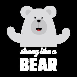 Strong Like A Bear