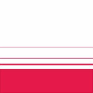 Elegant Pink Lines On White