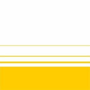 Elegant Yellow Lines On White
