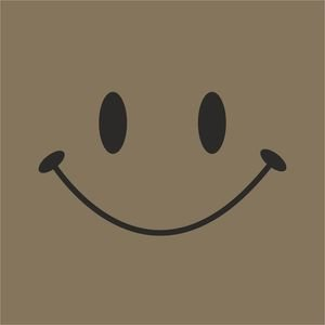 Cute Smile On Brown