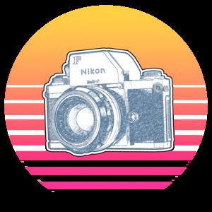 Nikon F Synth Neon