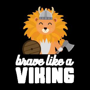 Brave Like A Viking