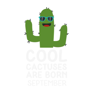 Cool Cactuses Born In September
