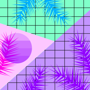 Tropical Geometric Pattern