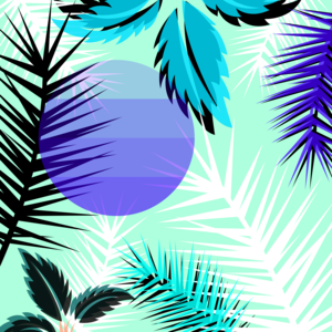 Tropical Pattern 5
