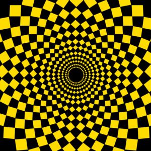 Circular Diamond Pattern 3