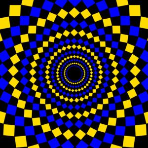 Circular Diamond Pattern 2