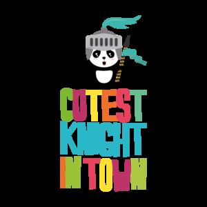 Cutest Panda Knight
