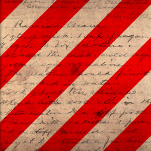 Vintage Red Stripes
