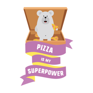 Pizza Is My Superpower 2