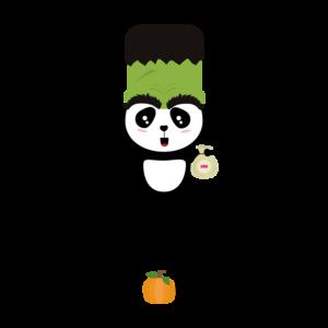 Happy Halloween Monster Panda