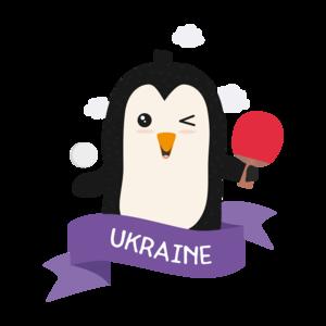 Penguin Table Tennis From Ukraine