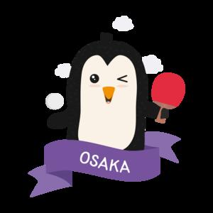 Penguin Table Tennis From Osaka