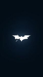 Shattered Batman Logo
